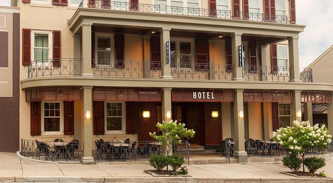 Chestnut Hill Hotel - Philadelphia - Building