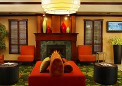 Fairfield Inn and Suites by Marriott Salt Lake City Airport - Salt Lake City - Lobby
