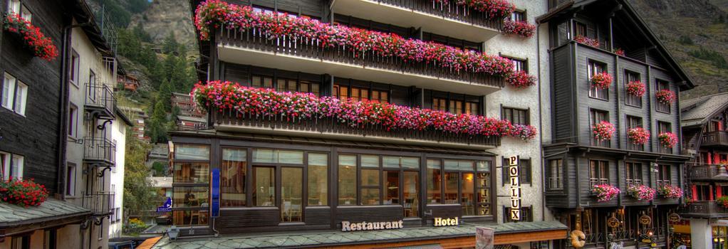 Hotel Pollux - Zermatt - Building