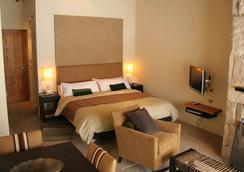 Galileo Boutique Hotel - San Carlos de Bariloche - Bedroom