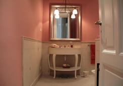 Petit Hotel El Vitraux - Buenos Aires - Bathroom