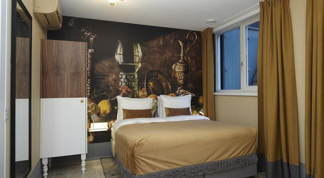 The Muse Amsterdam Boutique Hotel - Amsterdam - Bedroom
