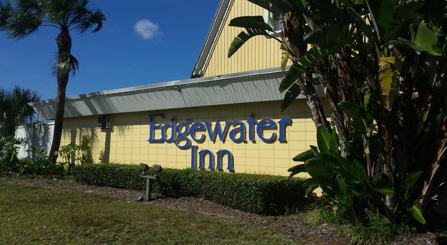 Edgewater Inn - St. Augustine - Building