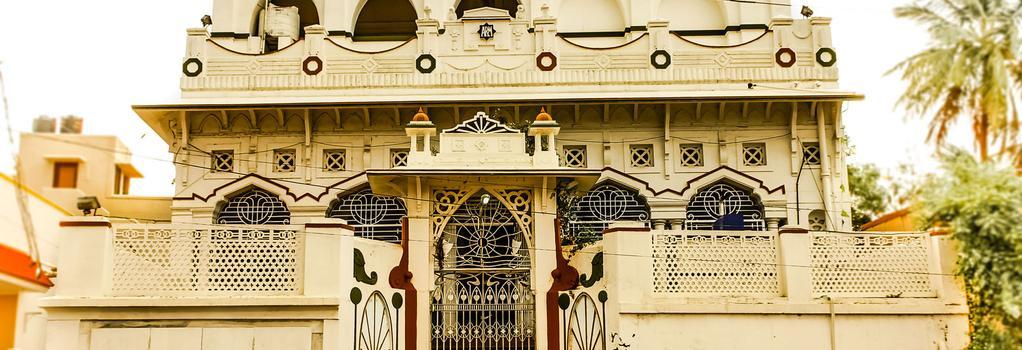 Shanmuga Vilas - Karaikudi - Building