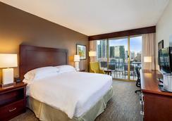 Wyndham San Diego Bayside - San Diego - Bedroom