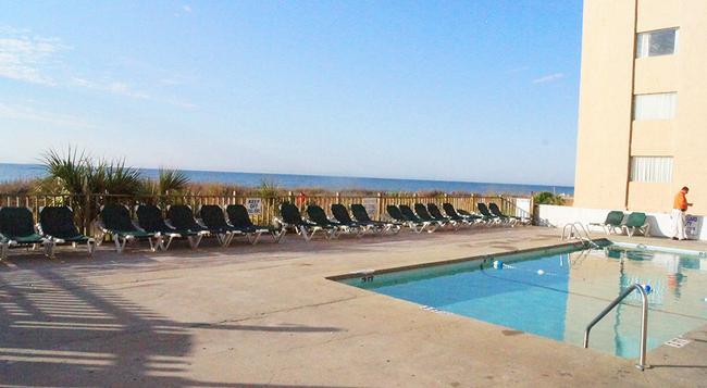 Ocean Plaza Motel - Myrtle Beach - Pool