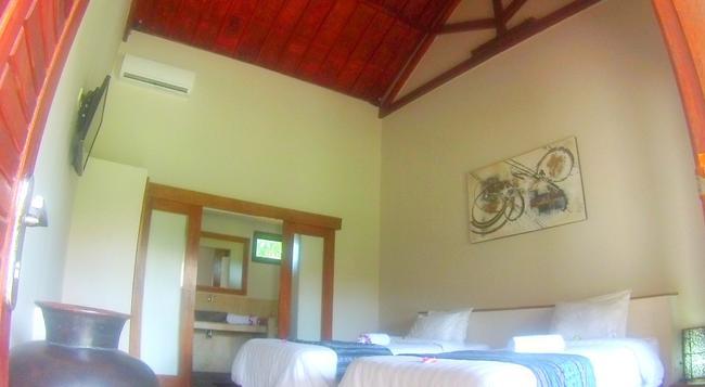 Kuta Baru Hotel - Kuta (Lombok) - Bedroom