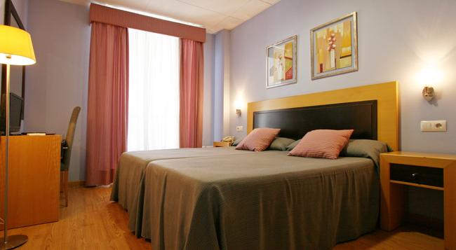 Hotel San Marcos - Badajoz - Bedroom