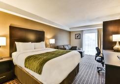Comfort Inn - Windsor - Bedroom