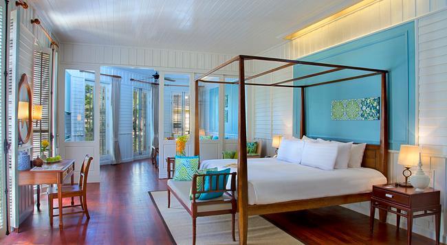 Manathai Koh Samui - Ko Samui - Bedroom