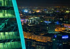 Panorama City Hotel - Moscow - Outdoor view