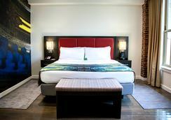 Hotel Indigo Newark Downtown - Newark - Bedroom
