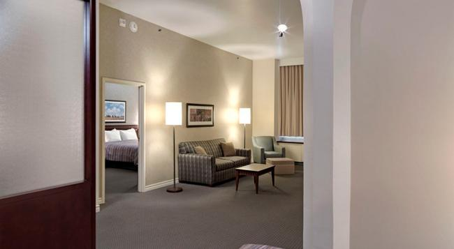 Le Square Phillips Hotel And Suites - Montreal - Bedroom