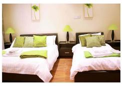 Hotel Makedonia - London - Bedroom