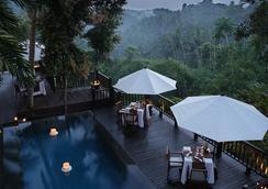 Kayumanis Ubud Private Villas & Spa - Ubud - Restaurant