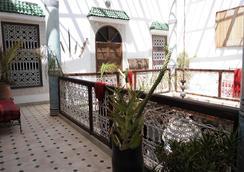 Riad Bibtia - Marrakesh - Balcony