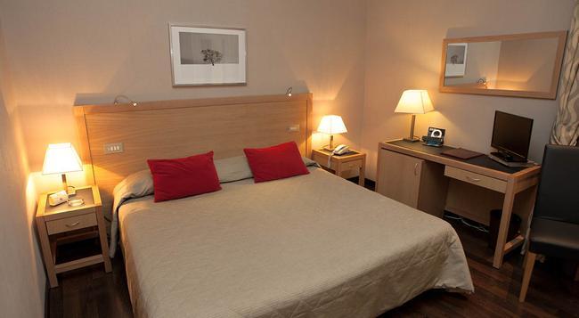 Hotel Gerber - Rome - Bedroom