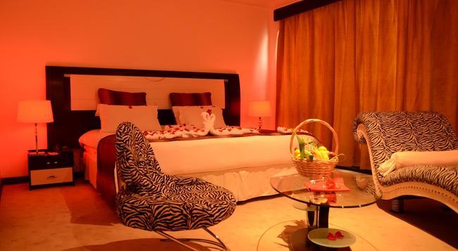 Panari Hotel - Nairobi - Bedroom