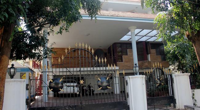 The Nest - Hyderabad - Building