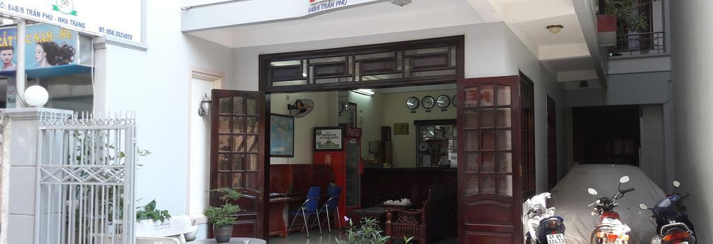An Hoa Hotel - Nha Trang - Building