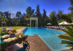 Hotel Marrakech le Tichka - Marrakesh - Pool