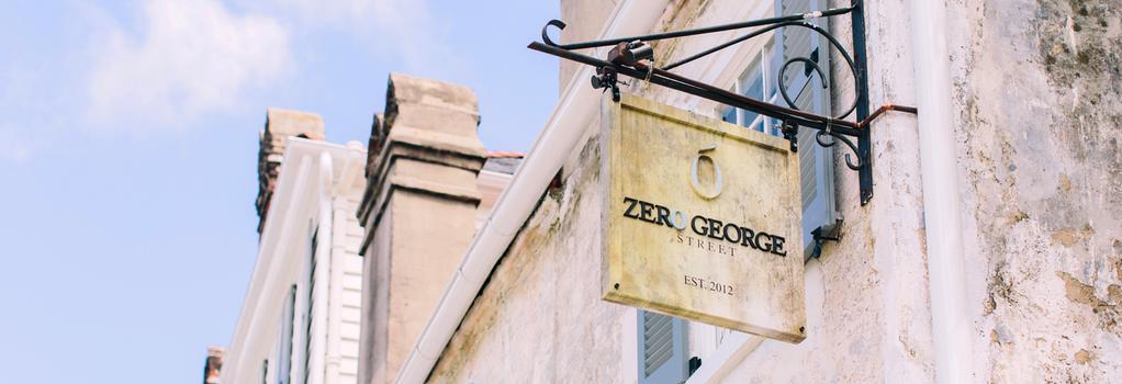 Zero George Street - Charleston - Building