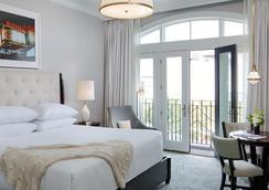 The Spectator Hotel - Charleston - Bedroom