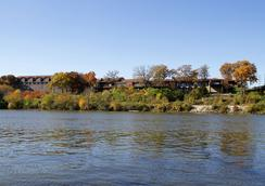 Cliffbreakers Riverside Hotel & Conference Center - Rockford - Restaurant