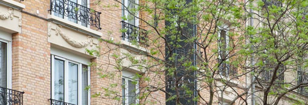 Hotel Montparnasse Alesia - Paris - Building