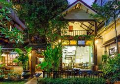 Changmoi House Boutique Hotel - Chiang Mai - Outdoor view