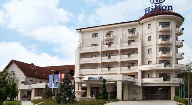 Hilton Sibiu - Sibiu - Building