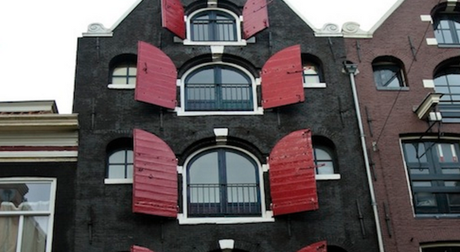 Crown Bed And Breakfast Amsterdam - Amsterdam - Building