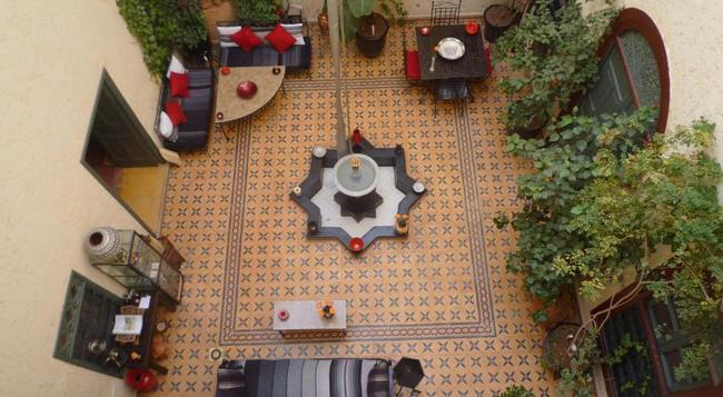 Riad Jomana - Marrakesh - Hall