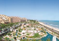 Apartamentos Turísticos Marina d'Or 2 Línea - Oropesa del Mar - Beach
