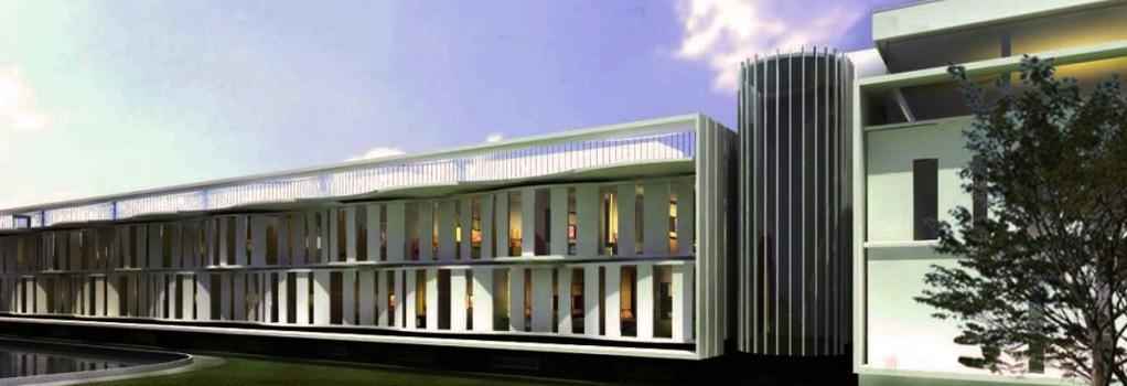 Fm7 Resort Hotel Jakarta - Tangerang - Building