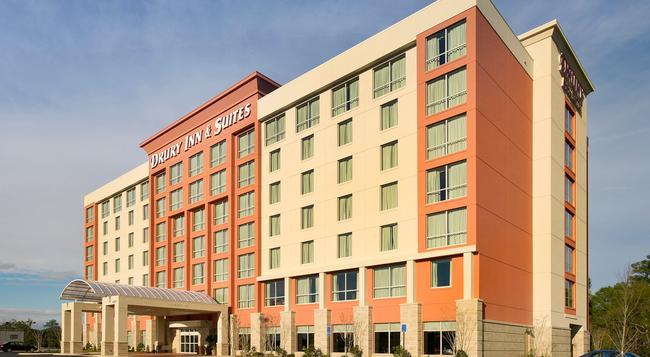 Drury Inn & Suites Denver Stapleton - Denver - Building