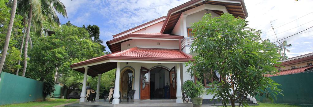 Flipflop Hostel - Negombo - Outdoor view