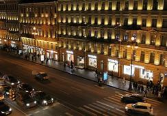 Aleksandr Green Mini-Hotel - Saint Petersburg - Outdoor view