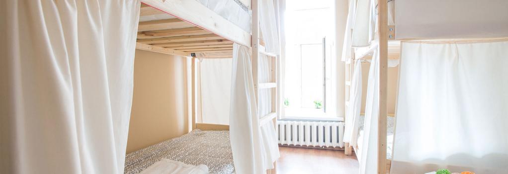 Hostels Rus na Vosstaniya - Saint Petersburg - Bedroom