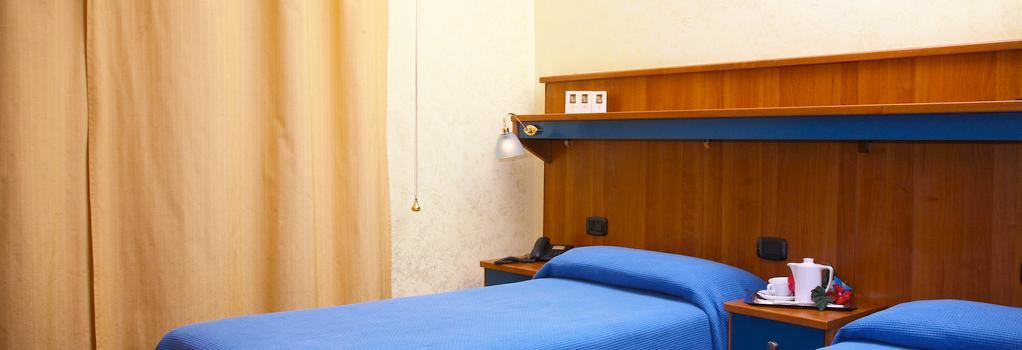 Hotel Tre Stelle - Rome - Bedroom