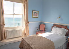 The Queens Hotel - Penzance - Bedroom