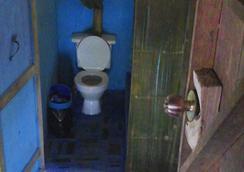 Blue Butterfly Hotel - Puerto Viejo de Talamanca - Bathroom