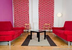 Lette'm Sleep Berlin - Berlin - Living room