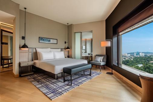 Hilton Kuala Lumpur - Kuala Lumpur - Bedroom