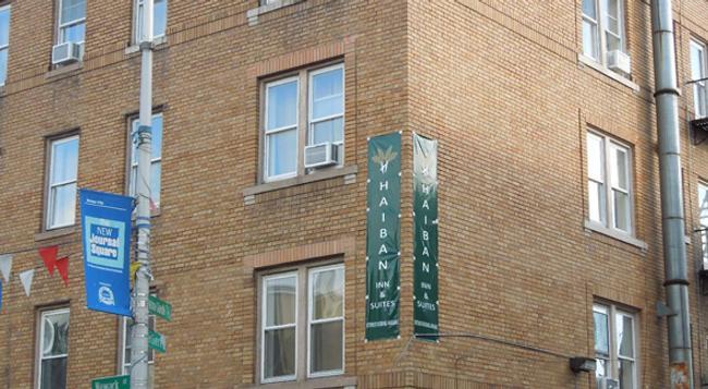 Haiban Inn - Jersey City - Building