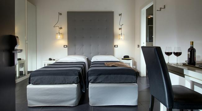 Stay Inn Rome - Rome - Bedroom