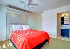 Sea View Inn At The Beach - Manhattan Beach - Bedroom