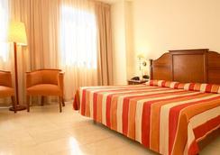 Expo Hotel Valencia - Valencia - Bedroom