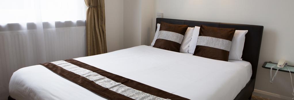 Aspen Apartments - London - Bedroom