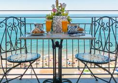 B&B Tramonto Sul Mare - Salerno - Balcony